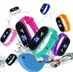 Relógios Digitais LED