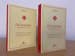 Os Lusíadas Luís Vaz de Camões (2 volumes)