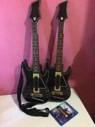 2 guitarras PS4/PS3