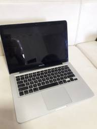 Macbook Pro 2010, Core 2 Duo 2,40Ghz, HD 500Gb, 4Gb DDR3, Nvidia Ge Force 320M, Tela 13""