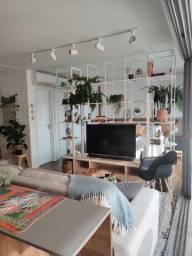 Apartamento Loft Mobiliado e Reformado - Soberane 53m²