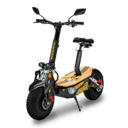 Patinete Elétrico Scooter Two Dogs Monster 1600w 48v