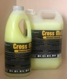 Detergente automotivo Cross mol