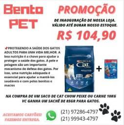 Ração Gato Cat Chow 10kg