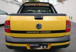 Volkwagen Saveiro Cross 1.6 2015 Transfiro Financiamento