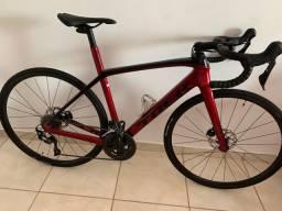 Bike speed trek domane sl5 disc 2021