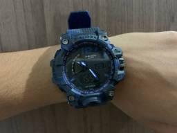 Relógio G-Shock AZUL CAMUFLADO!! Aprova de Água!!