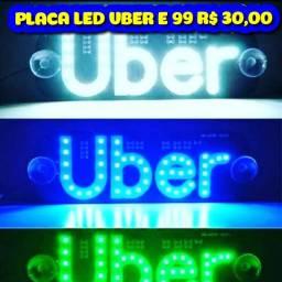 Placa Led Uber e 99
