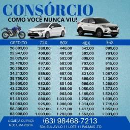 Oferta do Consórcio para veículos!