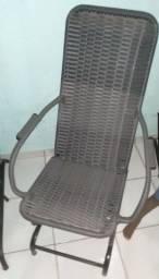 Cadeira de balanço 2 molas