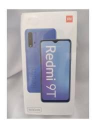Oferta relâmpago! Redmi 9T 64 4 de RAM da Xiaomi.. Novo Lacrado.. 6.000 de bateria