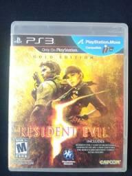 RESIDEND EVIL 5 JOGO PS3