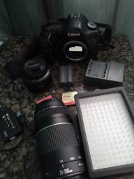 Kit completo Canon 5d