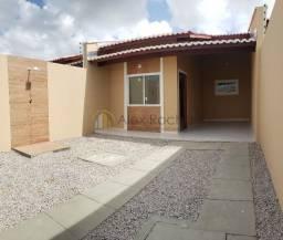 Casa plana com 85m² 2 suítes no Ancuri