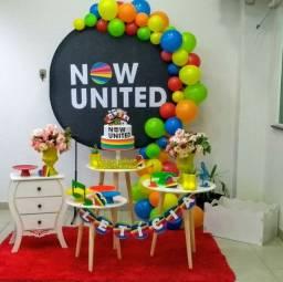 Decoração festa infantil ou adulto R$150