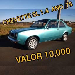 CHEVETTE SL 1.4 ANO 78