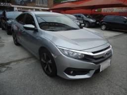 Honda civic2.0 16v flexone ex 4p - 2016