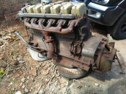 Motor MB 6 cilindro completo