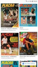 Vendo revistas PLACAR