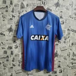 Camisa do Flamengo 18/19 Azul