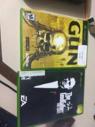 Xbox clássico 1ª geração desbloqueado + jogos