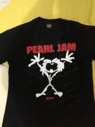 Camisa Pearl Jam