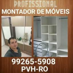 Daniel montador de móveis profissional 99265-5908