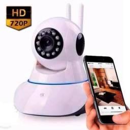 Câmera Wi-Fi em HD