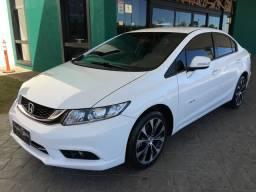 Civic 2.0 Lxr muito novo baixo km - 2016