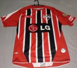 Camisa São Paulo 2006 - Tamanho: P - Original