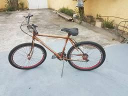 Bicicleta aro 26 aéreo