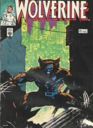Revista em Quadrinhos Wolverine Ed. 20 - 84pg - Marvel - Abril - 1993