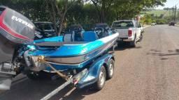 Bass Boat MegaBass Sport Bass