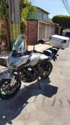 Versys 650cc 2018/5.800km/único dono - 2018