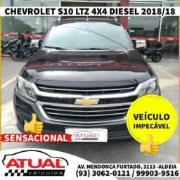 Chevrolet S10 Ltz Cd 4x4 Diesel - 2018