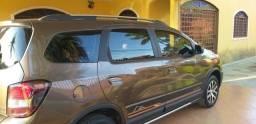 Chevrolet spin activ 8v flex 1.8 km 27.000 Ano 2016 nova particular - 2016