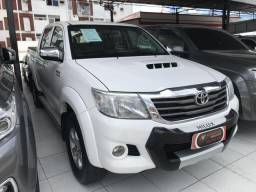 Toyota Hilux SRV 3.0 4X4 Automatic 2013 Completo - 2013