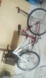 Vendo bicicleta aro 26 otimo estado