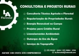 L.A. Florestal - Consultoria e Projetos Rurais
