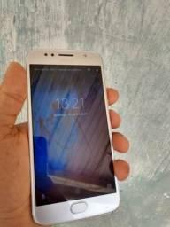 Moto G5s Silver 32GB de memória Original