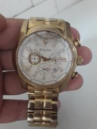 Relógio Bulova Dourado