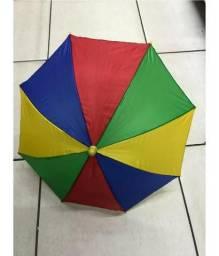 Mini Sombrinha de Frevo para Fantasias de Carnaval e Decoração 9edb2199833