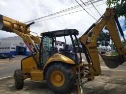 Cat 416E. 90.000 - 2009
