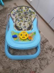 Andador para bebê Tutty Baby Azul