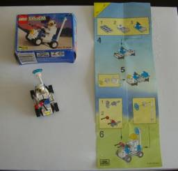 Lego 6516 Moon Walker Completo