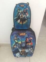 Kit mochila escolar