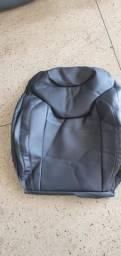 Capas de proteção dos banco em courvin preto