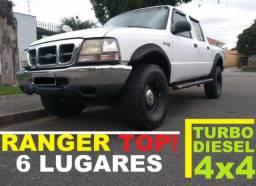 Ranger 4x4 Turbo Diesel 2.8 - Aceito troca por menor valor - 2004