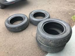 Jogo (4 pneus) Bridgestone 265/65/17 (foto)