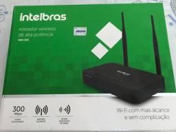 Roteador Intelbras Win300